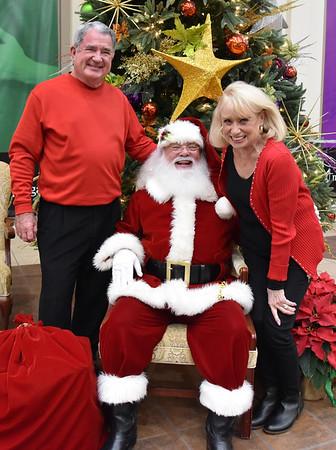Sensory Friendly Santa Event