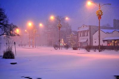 January 2014 Snow Storm