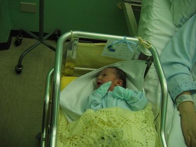 Tommy en el hospital / Tommy in the hospital - VARESE, ITALIA