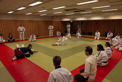 Martial art workshop