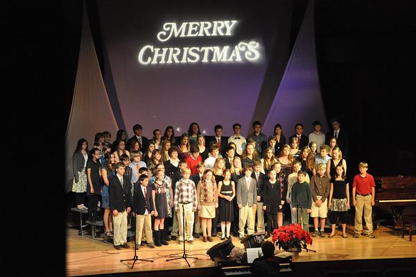 Winter Concert Dec 2011