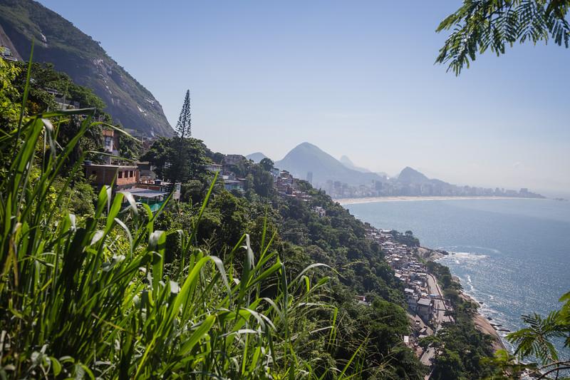Vidigal Favela Tour Rio
