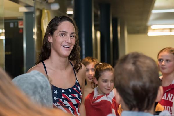 Meet the heroes - swimcup 2017