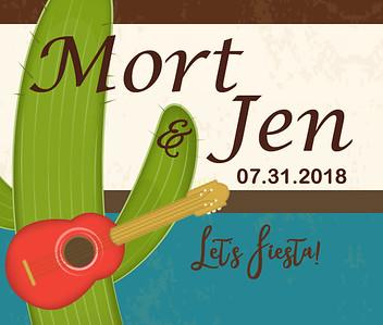 31-07-2018 ~ Jen & Mort Wedding