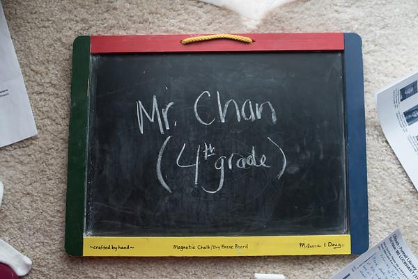 Mr. Chan - (4th Grade)