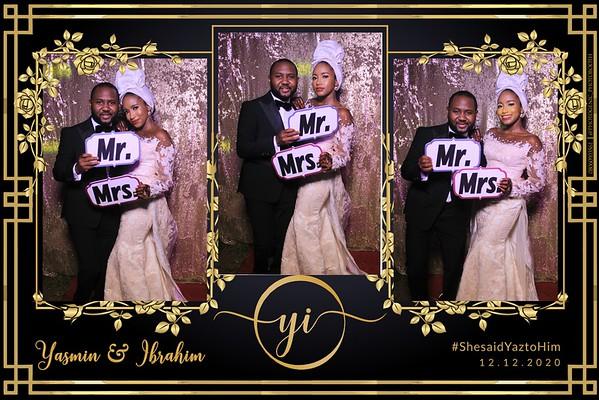 Yasmin & Ibrahim's Wedding