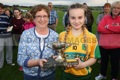 Donard/Glen U14A Camogie Final 2016