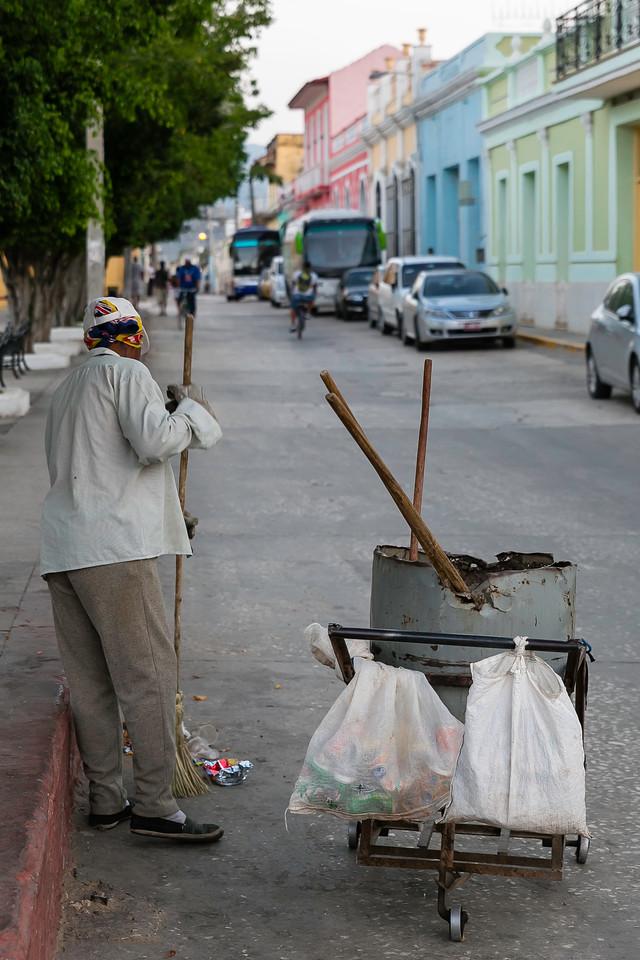 Trinidad Streetsweeper