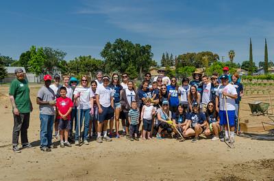 Visalia Rescue Mission Garden