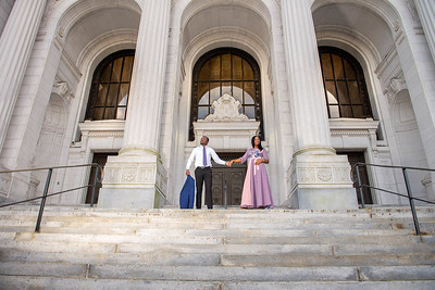 Hartford Town Hall Engagement Session