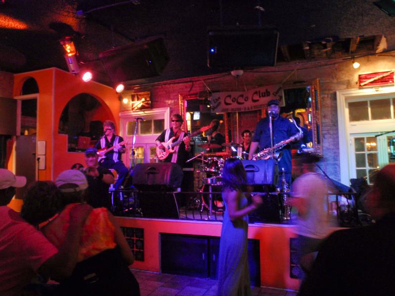 Dancing at Club 477