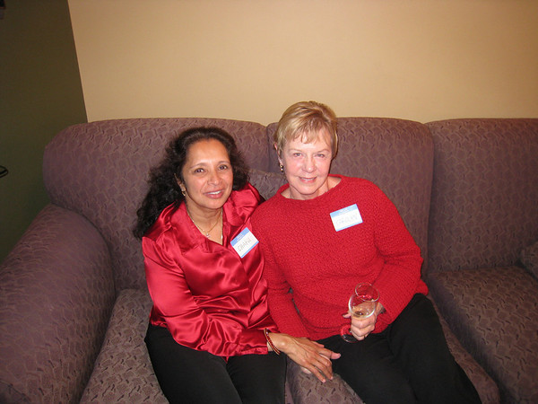 Brookside Holiday Party, Dec 08