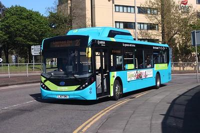 Bus Operators in Merseyside (Update 25.09.2018)