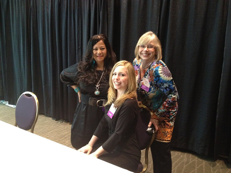 Seattle luncheon with Adelina, MaryAnne and Luanne.jpg
