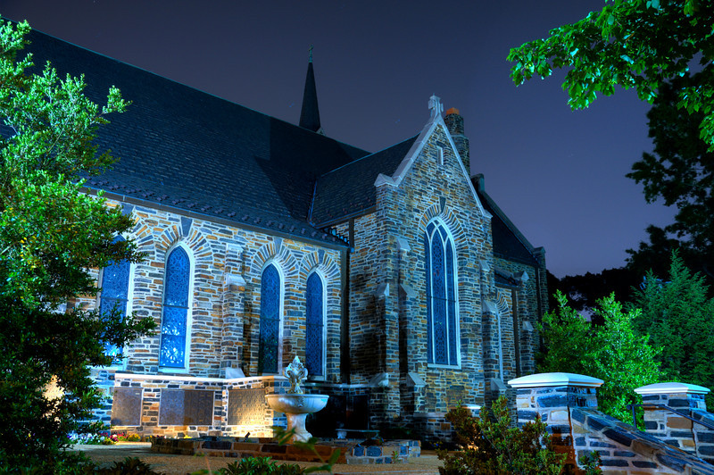 St Leos Church in our neck of the woods