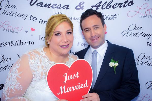 Vanessa y Alberto