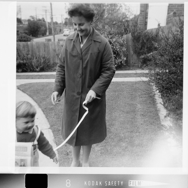 Anthony Holmes & (???) Thyra Pryor, 1965.