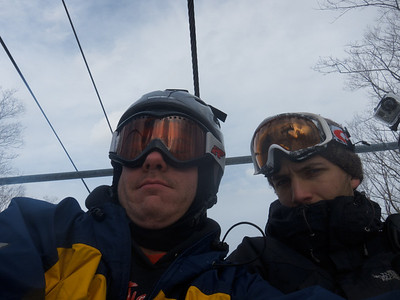 2011/01/29 Snowboarding