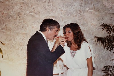 Our Wedding Day 6/29/85