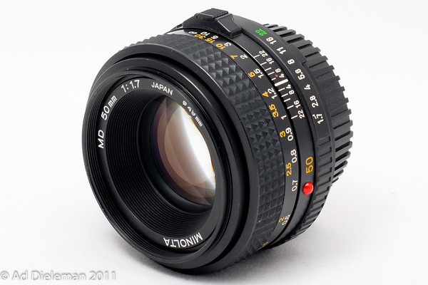 MD 50mm 1:1.7 MD-III