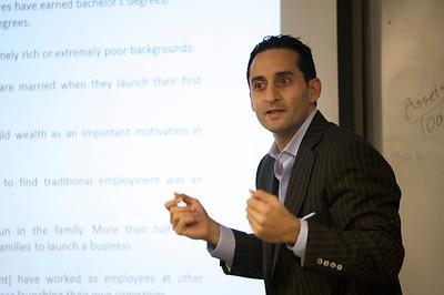 Amir Syed at Depaul