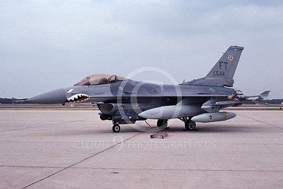 Sharkmouth Lockheed Martin F-16 Fighting Falcon Airplane Pictures