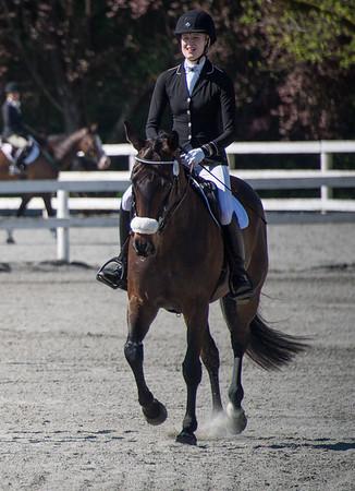 Lizzy Knight & Vixen at MREC Spring Horse Trials May 2018