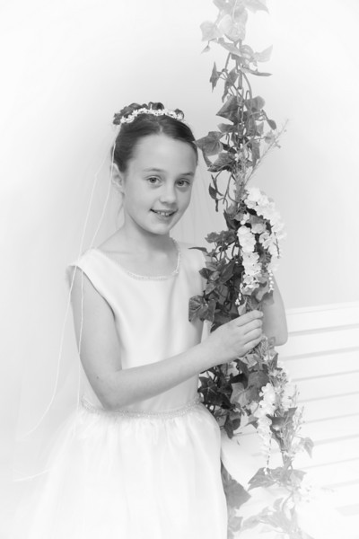 Kenna, 1st Communion