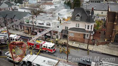 Schuylkill County - Mahanoy City Borough - Dwelling Fire - 03/17/2020