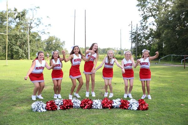 2019 Cheerleader Formals
