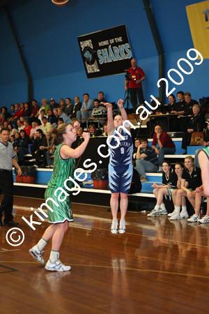 WABL W Bankstown Vs Hornsby 9-8-09