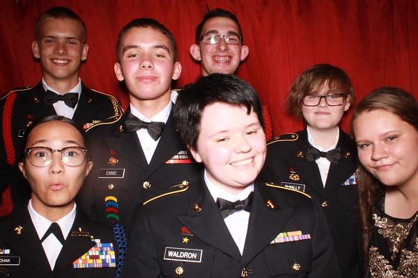 Hudson High School ROTC Military Ball 2020