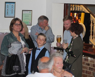 50th Birthday 1st sept 2018 Tonbridge