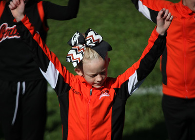 Hailee Cheerleading