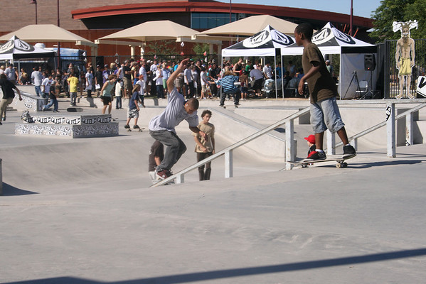 2008 Volcom Skateboarding Championship 10/18/08
