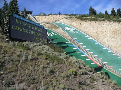 2007-2008 Ski Jumping Season:  Summer and Winter