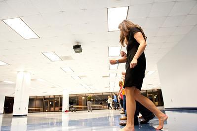 ballroom dancinig