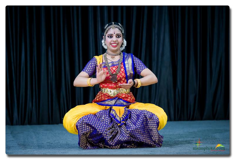 Devika Thampi's Classical Solo Performance - ULSAVAM 2019