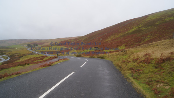 Dumfries and Galloway roads