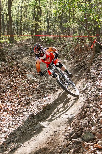 Down Hill Mountain Bike Race
