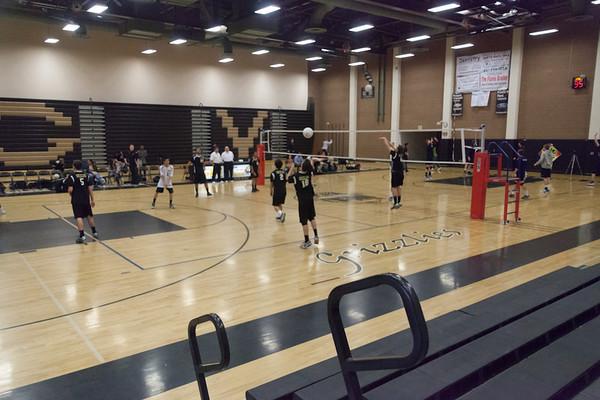 Varsity Boys vs Golden Valley