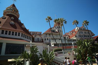 Coronado Beach July 2013