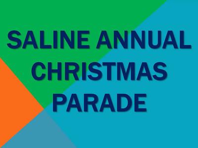 Saline Annual Christmas Parade