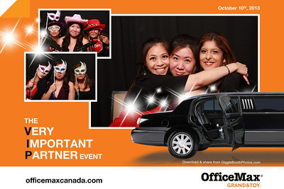 Office Max Grand & Toy - VIP Event