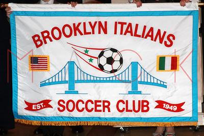 BROOKLYN - MARCH 27:  The 35th Annual Brooklyn Italians Soccer Club Gala at El Caribe on Saturday, March 27, 2010 in Brooklyn, NY.