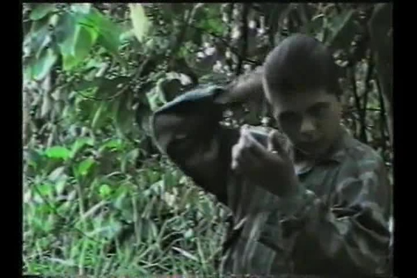 fragmento del video Baño en el cañito-desktop.flv
