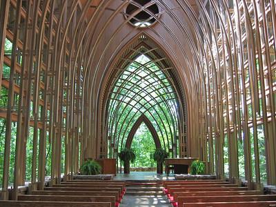 Glass Chapels