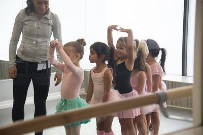 170930 Lara's Ballet Class