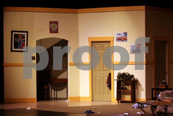 "RTHS DRAMA CLUB PRESENTS - ""THE ODD COUPLE"""