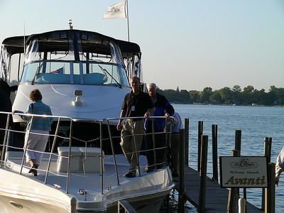 GIT Meeting 07 Lake Cruise